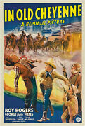 Roy Rogers Movie Poster