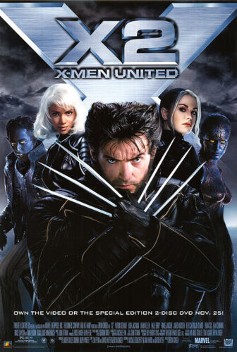 X-Men 2 Motion Picture Screenplay