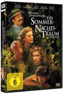 Ein Sommernachtstraum (NEU&OVP) Kevin Kline, Michelle Pfeiffer, Calista Flockhar