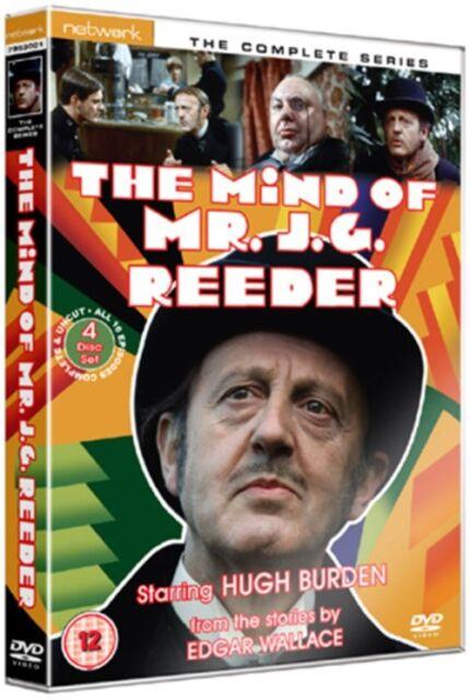 The Mind of Mr JG Reeder: The Complete Series [DVD]