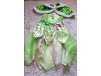 Tinkerbell Fairy Outfit Dress Costume