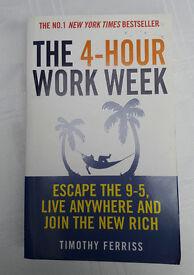 Tim Ferriss - The 4 Hour Work Week Book