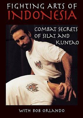 Fighting Arts Of Indonesia: Combat Secrets Of Kuntao And Silat Dvd