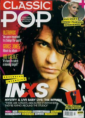 Classic Pop Magazine #57 (10/2019) INXS Michael Hutchence JANET JACKSON Ultravox, usado comprar usado  Enviando para Brazil