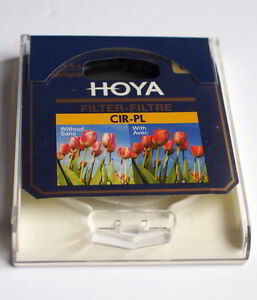 67mm Hoya Circular Polarizing Filter
