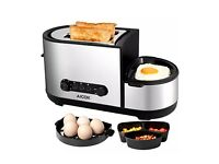 Aicok 5-in-1 toaster / egg maker