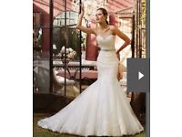 Sophia Tolli begonia wedding dress