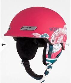 Roxy girls ski/snowboard helmet Brand New with tags