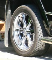 22 inch Rim and Tire