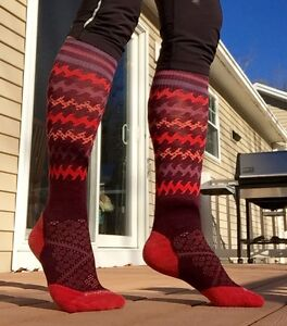 Ski Socks and Snowboard Socks - Merino Wool - Brand New.