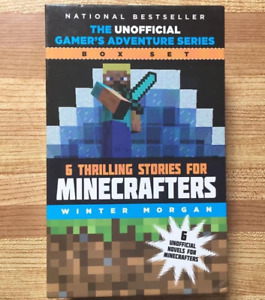 MINECRAFTERS BOXED SET - 6 GAMERS ADVENTURES SERIES BOOKS