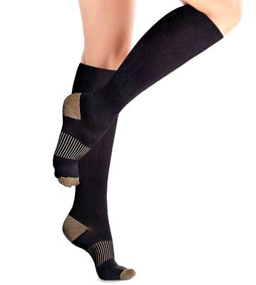 Best gift for Everyone! Copper Compression Socks 30mmHg Grad Support