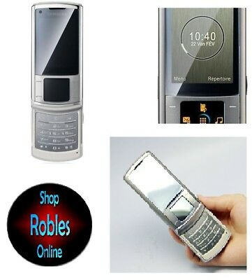Samsung SGH-U900 Platin Silver (Ohne Simlock) 3G 5,0MP BLITZ RADIO MP3 TOP OVP Samsung 8 Gb Mp3