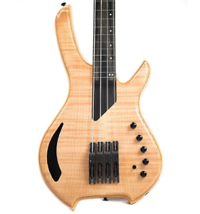Lightwave Saber by Willcox 4-String Fretted Bass