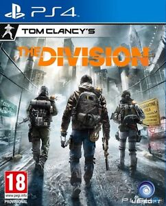 Tom Clancy's The Division for the PS4