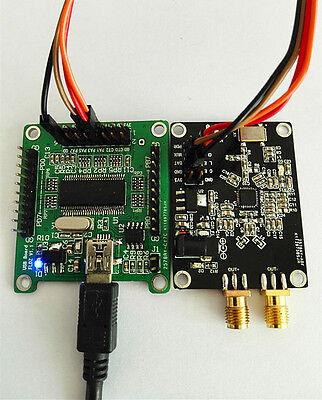 ADF4350  evaluation board signal source+ USB2.0 CY7C68013A control board