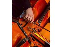 Cello/strings for your music