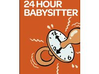 24 hour child care (babysitting service) informal. South side glasgow. £6-9per hourly rate