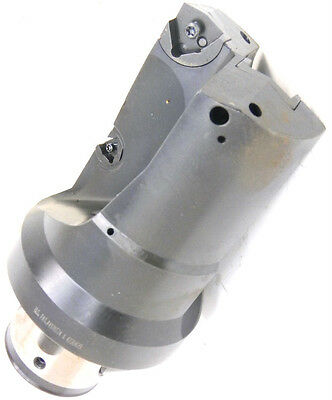 New Surplus Komet Carbide Insert Indexable Coolant Drill Abs-80 67.38mm
