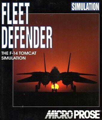 F 14 Fleet Defender W Expansion  1Clk Windows 10 8 7 Vista Xp Install