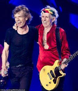 The Rolling Stones @ Burl Creek/Orillia/Barrie area June 29 th