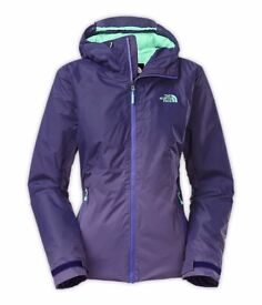 Women's The North Face Fuseform Dot Matrix Insulated Jacket *NEW*