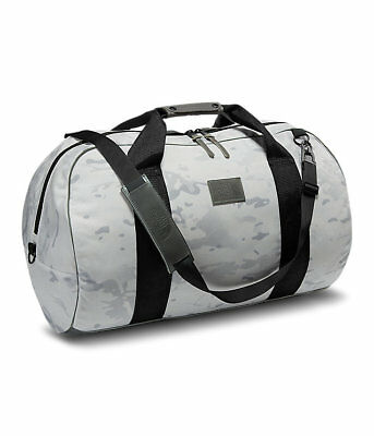 New The North Face Cordura 78 Duffel Bag TNF WHITE MULTICAM sz Large 98 Liters for sale  Maple