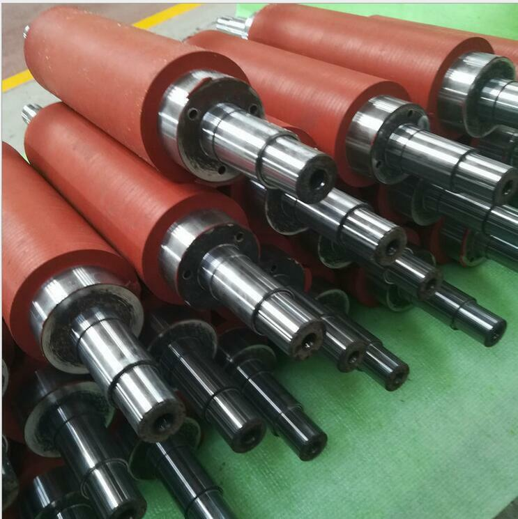 Thermal printing rubber roller 1PC