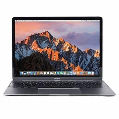 """Apple MacBook Retina 12"""" M7-6Y75 1.3GHz 8GB 512GB SSD Silver Early 2016"""