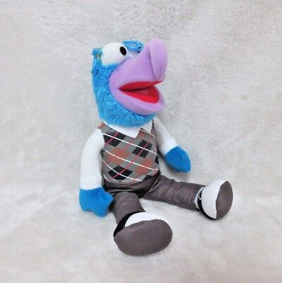 DISNEY THE MUPPETS GONZO 32CM PLUSH SOFT TOY TV CHARACTER