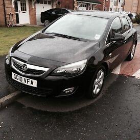 Vauxhall Astra 5dr 2.0 cdti sri £3900