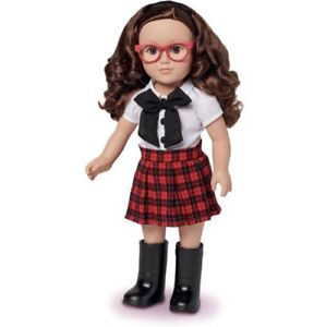 WANTED: My Life As A School Girl Doll
