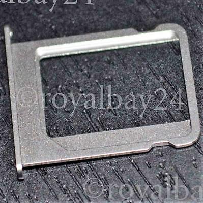 iPhone 4 4s ALU micro SIM slot tray Karten-Halter Schacht card Schlitten 4G 4Gs (Apple Iphone 4 Sim Card Tray)