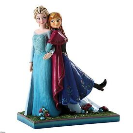 DISNEY TRADITIONS ELSA AND ANNA