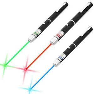 ***Laserpointer Set - Grün, Rot & Violett | sehr Stark | bis 5km Reichweite***