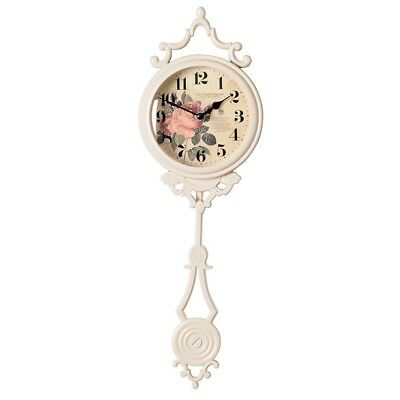 Modern Metal Pendulum Wall Clock Design Art Home Decor Clock Gift - M125IVF2
