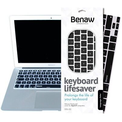 Benaw Lifesaver - Keyboard Skin for MacBook / Pro / Air / Wireless keyboards (Sp