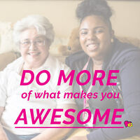 Care Aides/ Home Support Worker/ Caregiver