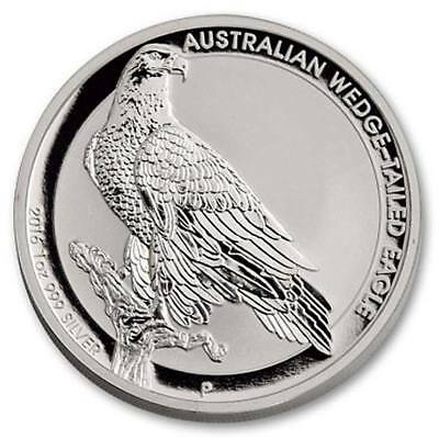 2016 Australia 1 oz Perth .999 Silver Wedge Tailed Eagle (from mint roll)