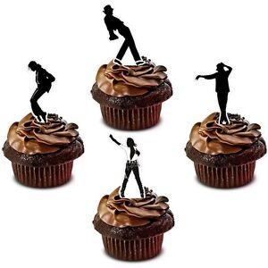Michael Jackson Cake Topper Ebay