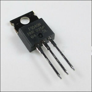 10x IRF9540 P-Channel Power MOSFET 23A 100V TO-220