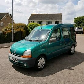 Renault kangoo disabled wheelchair accessible vehicle *PRICE DROP*