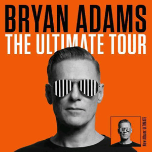 Bryan Adams Floor Tickets for Sale