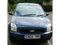 Ford Fusion 1.4 Automatic Low Mileage