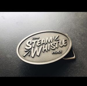 ASSORTED STEAM WHISTLE BREWERY BRANDED COLLECTORS ITEMS