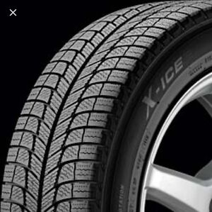 Michelin X Ice Studless Winter Tires