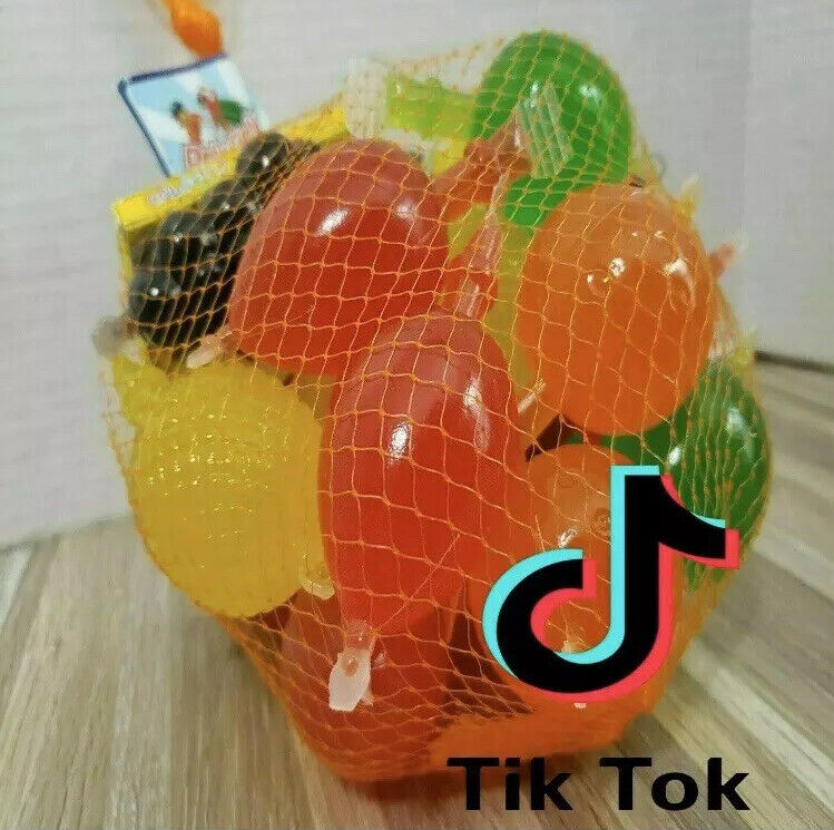 TIK TOK CANDY Dely Gely Fruit Jelly ORIGINAL TikTok 5 count Snack Sampler