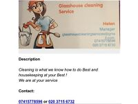 Glasshouse Cleaning Services
