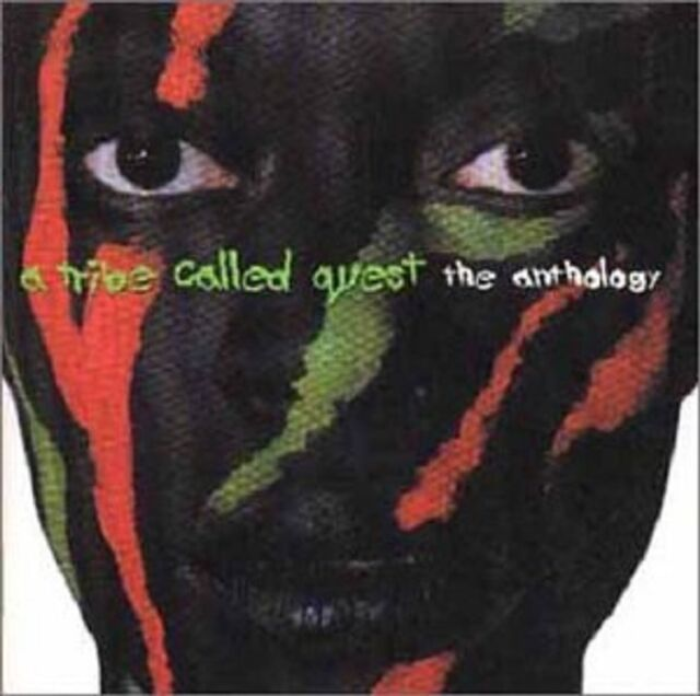 A TRIBE CALLED QUEST : ANTHOLOGY   (CD) Sealed