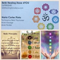 Reiki treatments sessions